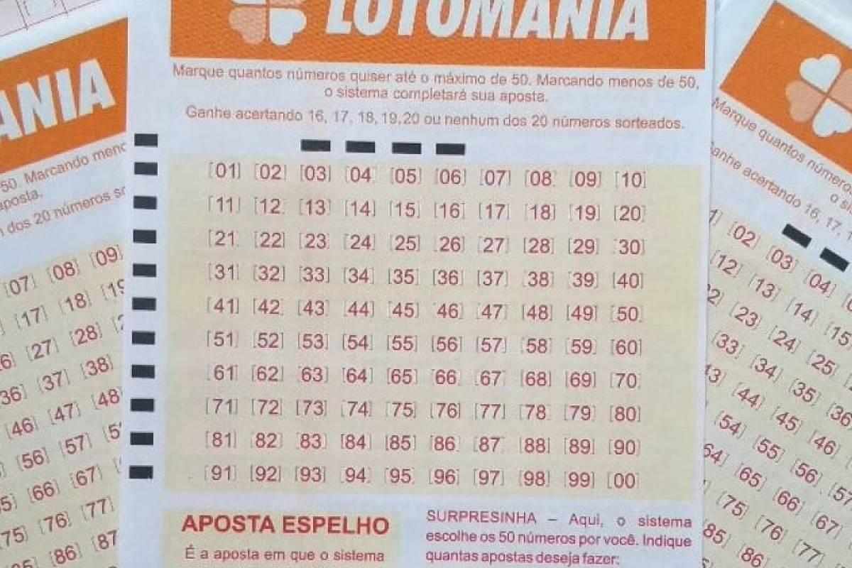 Resultado da Lotomania concurso 2174