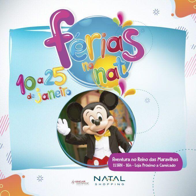 Teatro infantil gratuito agita fim de semana em Natal