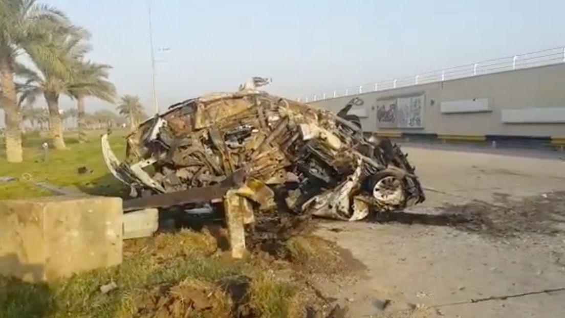 VÍDEO: momento do ataque que matou o general iraniano Qassem Soleimani