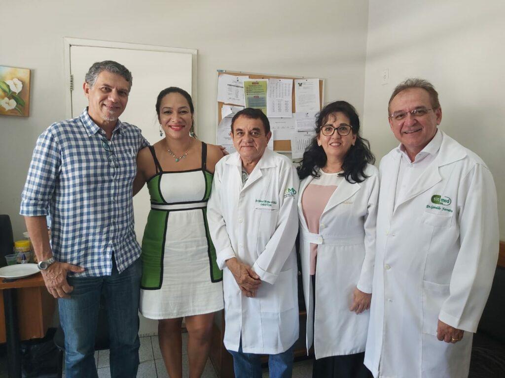 Geraldo Ferreira sinmed rn possibilidade de fechamento do Hospital Ruy Pereira