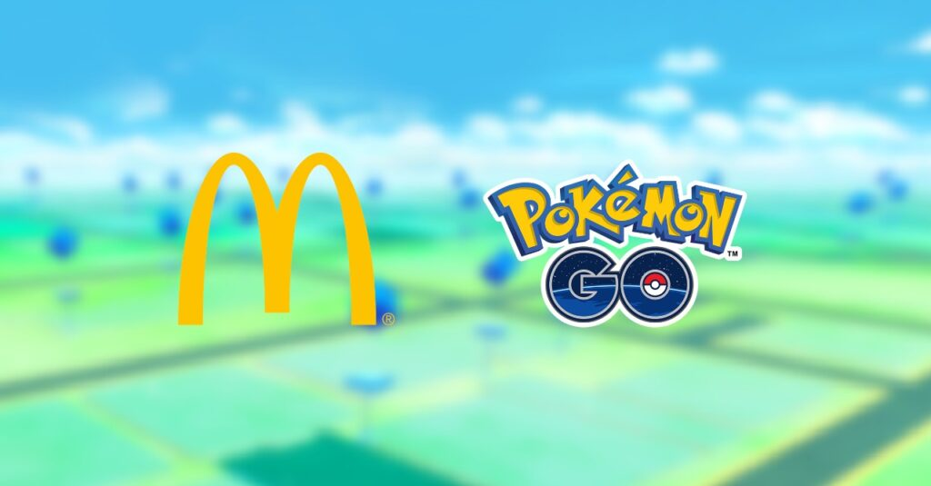 McDonald's anuncia parceria inédita com Pokémon Go