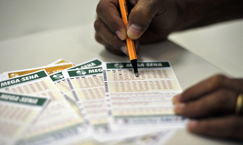 Mega-Sena pode pagar R$ 105 milhões nesta quarta-feira (12)