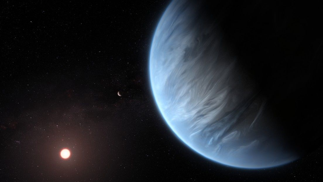 """Planeta com o dobro da Terra pode ser um """"mundo oceânico"""" habitável"""