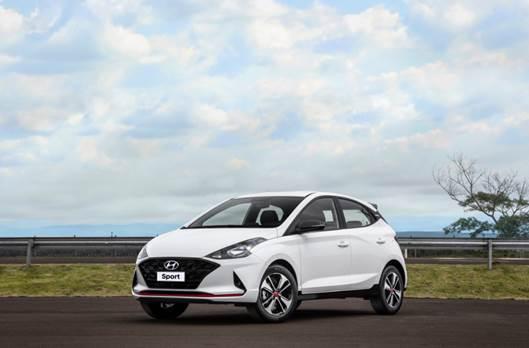 Hyundai Brasil apresenta versão Sport na família HB20 Nova Geração