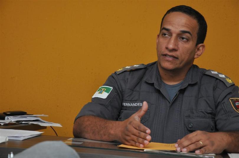 tenente-coronel da PMRN André Luis Fernandes MPF denuncia tenente-coronel da PM-RN e mais 11 pessoas por contrabando