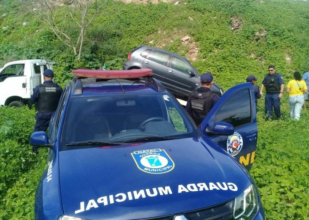 Guarda Municipal encontra desmanche de veículos no bairro de Cidade Nova