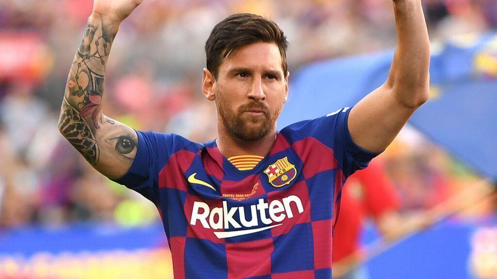 Messi anuncia que jogadores do Barcelona reduzirão salário em 70% devido ao coronavírus