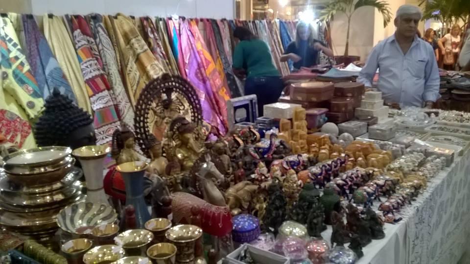 Natal Shopping recebe Feira dos Países e Artes