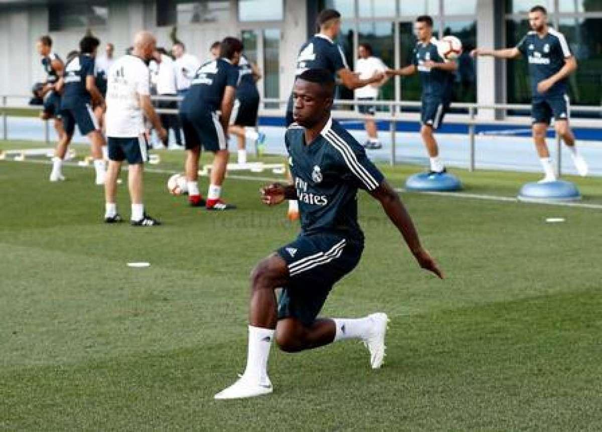 Real Madrid anuncia que clube está em quarentena por coronavírus