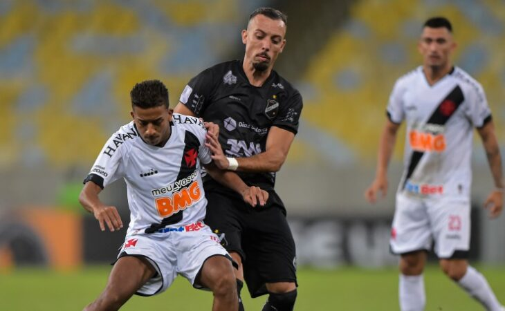 Vasco derrota ABC e avança para 3ª fase da Copa do Brasil