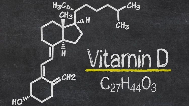Vitamina D reduz o risco de infecção por coronavírus