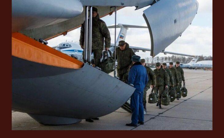 Rússia envia ajuda para combater coronavírus na Itália