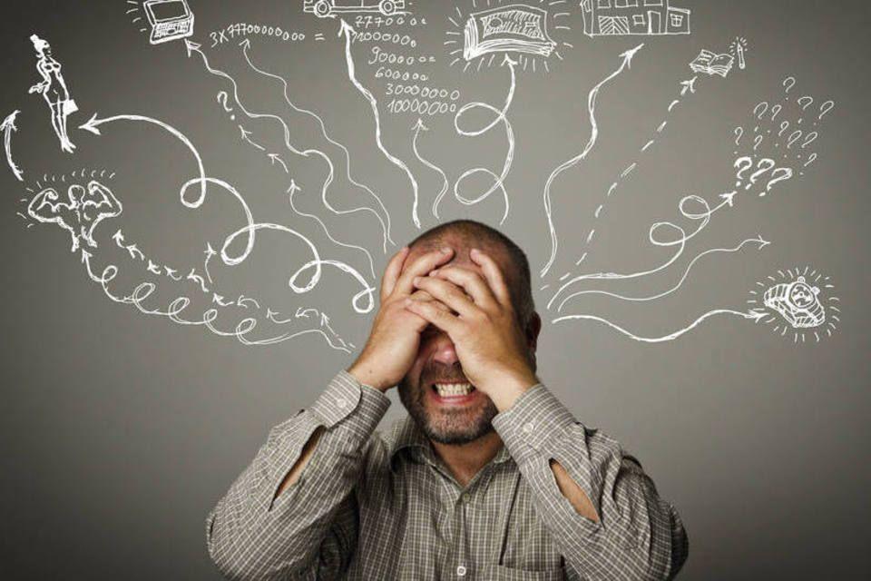 De olheiras até queda de cabelo: conheça 7 problemas que o estresse pode induzir