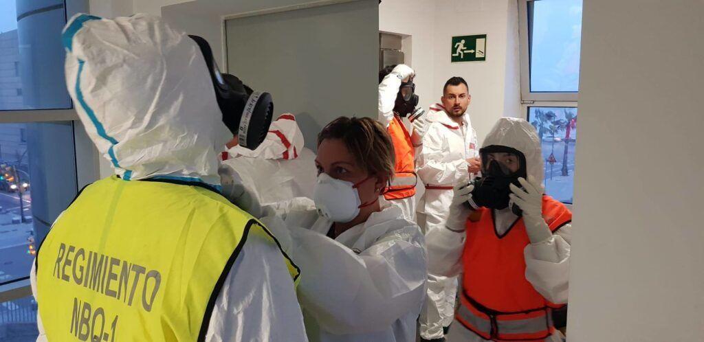 Espanha bate recorde e tem 832 mortes por Covid-19 em um dia