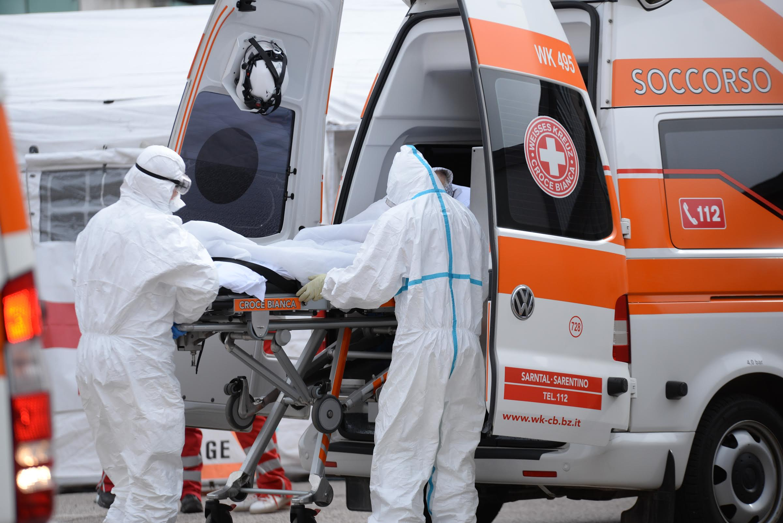 Itália contabiliza 627 mortes por coronavírus em 24h