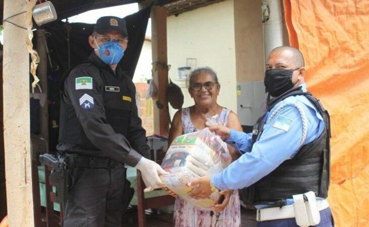 Ação solidária distribui cerca de 3 toneladas de alimentos em Mossoró