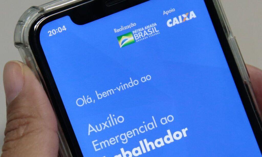 Auxílio emergencial saque em dinheiro começa dia 27 de abril