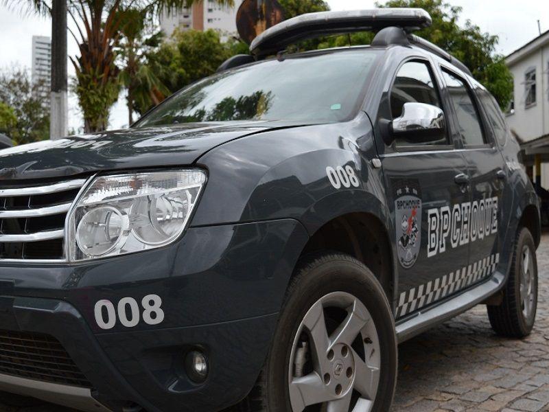 BPChoque prende trio e recupera veículo roubado na zona Oeste de Natal
