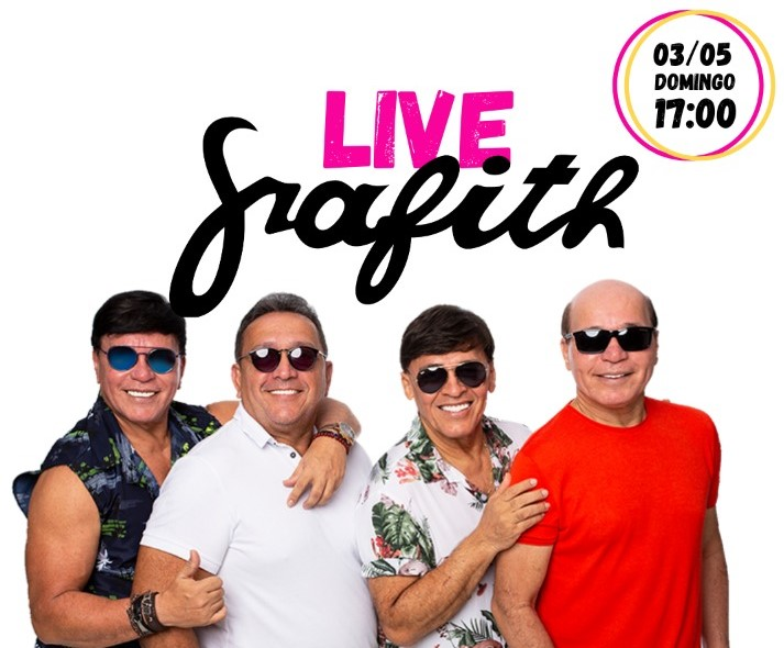 Banda Grafith fará live para divulgar campanha solidária do turismo do RN
