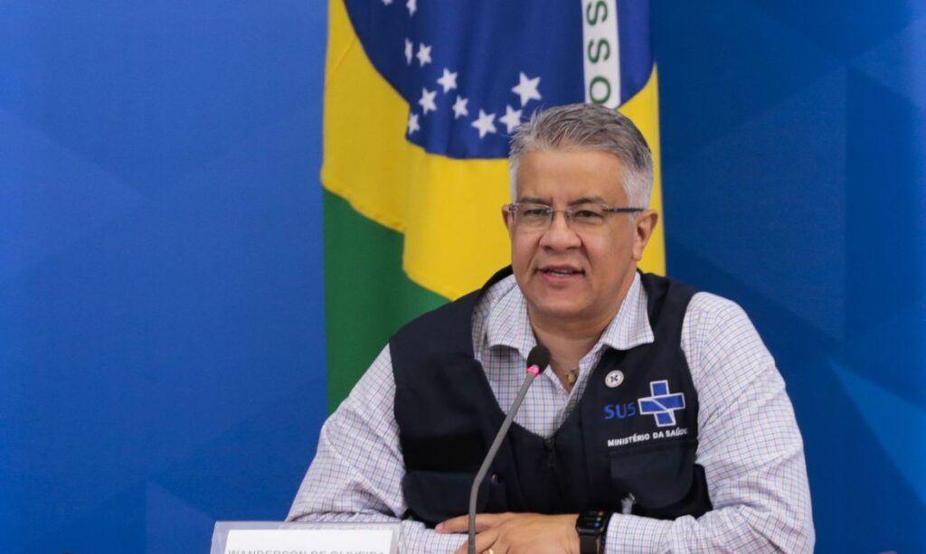 Braço direito de Mandetta pede demissão do Ministério da Saúde