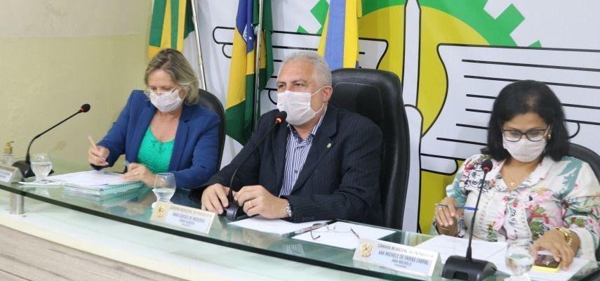 Câmara de Parnamirim aprova aumento do efetivo para Guarda Municipal e gratificação para servidores da saúde