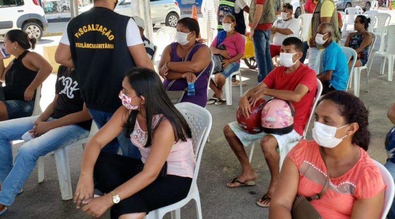 Ceará-Mirim suspende atendimento a moradores de outros municípios na Caixa e em lotéricas da cidade