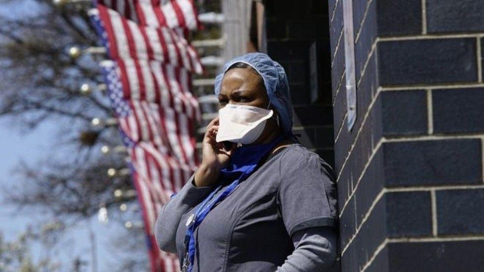 EUA passam de 1 milhão de casos confirmados do novo coronavírus