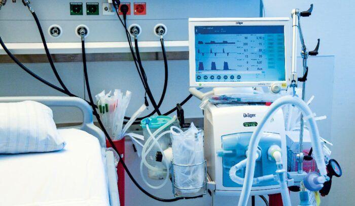 Estado garante na Justiça entrega de respiradores