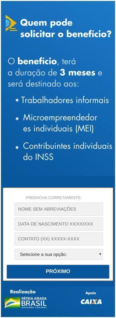 Golpe que promete auxílio emergencial alcança mais de 7 milhões de brasileiros