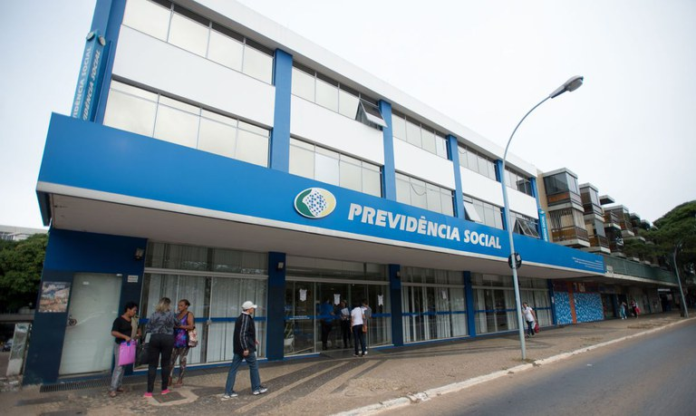 INSS previdência social auxílio-doença