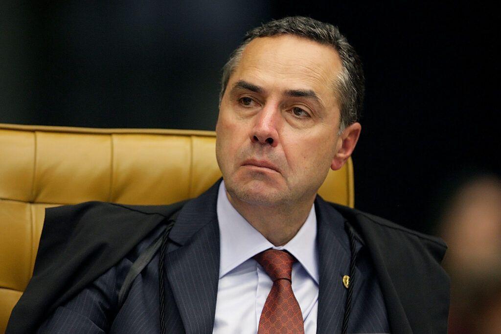 Luís Roberto Barroso Presidente do TSE afirma pessoas de bem não desejam intervenção militar