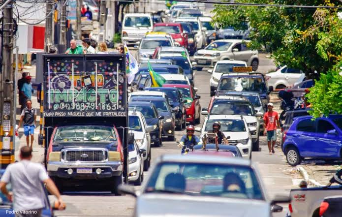 MPRN recomenda que PM libere manifestação por meio de carreatas
