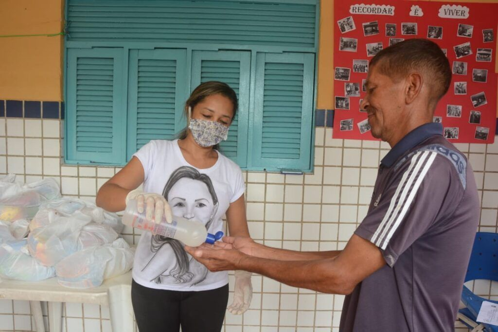 Mais de 12 mil kits de merenda foram entregues em São Gonçalo do Amarante