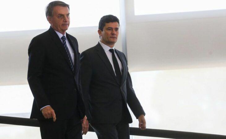 Moro pede demissão após tentativa de troca na PF, diz jornal