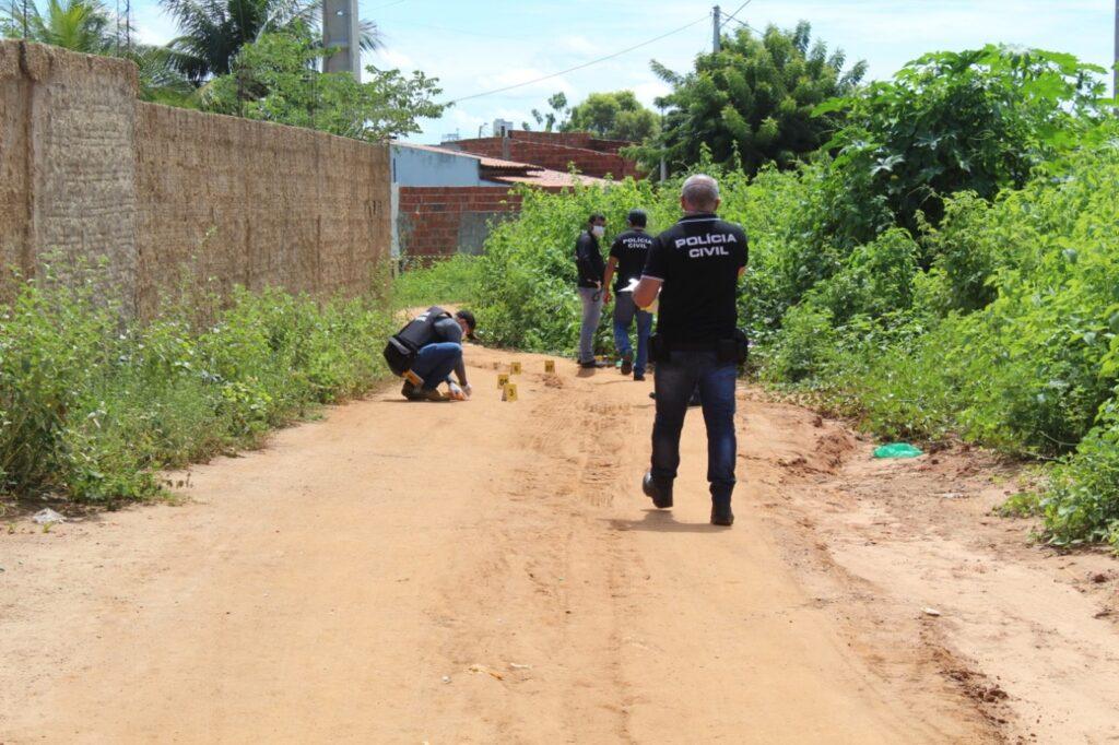 Mossoró registra cinco homicídios em apenas 24 horas