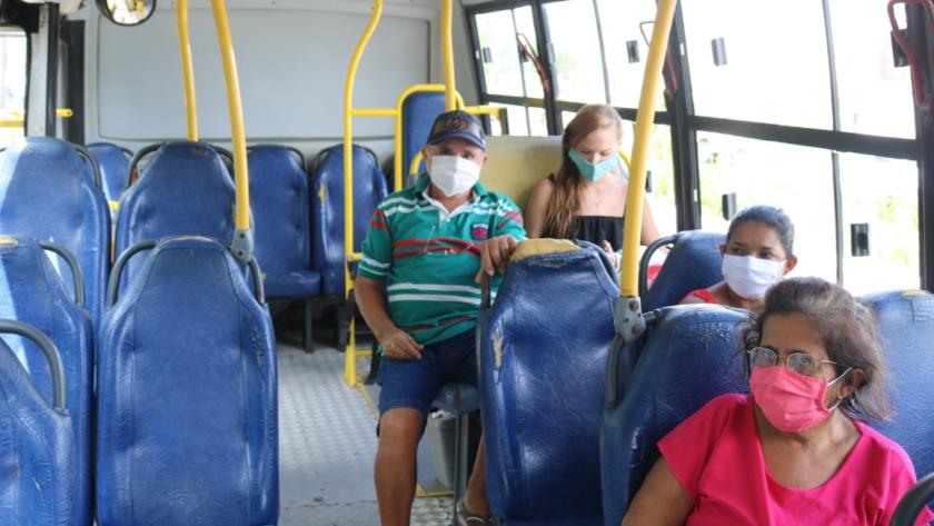 Parnamirim determina uso obrigatório de máscara no comércio e transporte coletivo