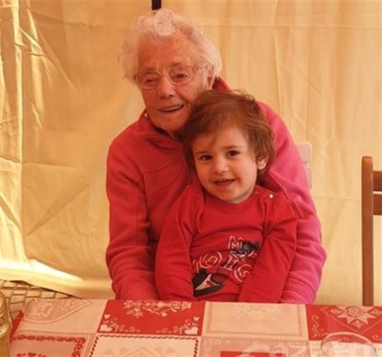 Pierina Quagliatti Covid-19 idosa de 102 anos e neto recebem alta no mesmo dia na Itália