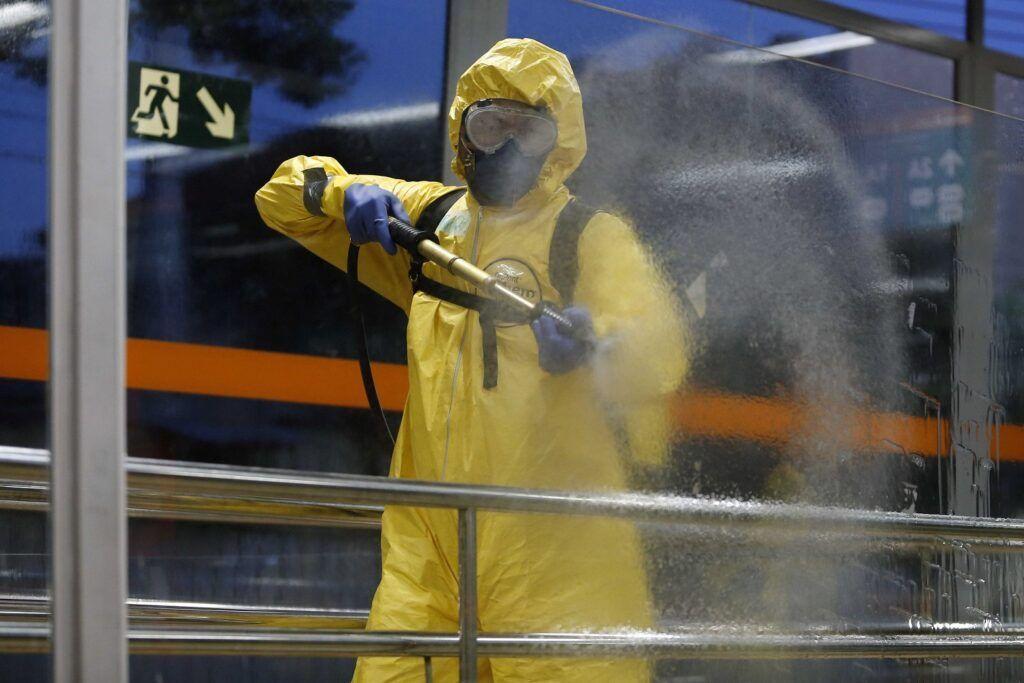 Sistema de trens receberá 'ação de desinfecção' promovida por militares