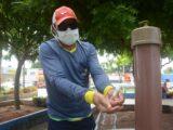 'Pias comunitárias' são instaladas em locais de feiras livres de São Gonçalo