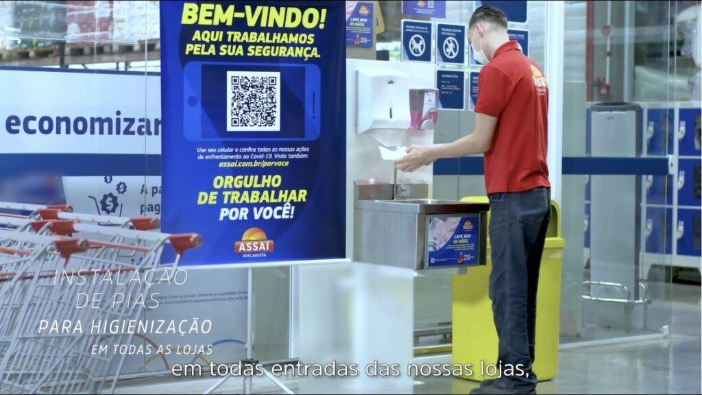 Assaí e Extra aceitam pagamentos via cartão virtual do auxílio emergencial
