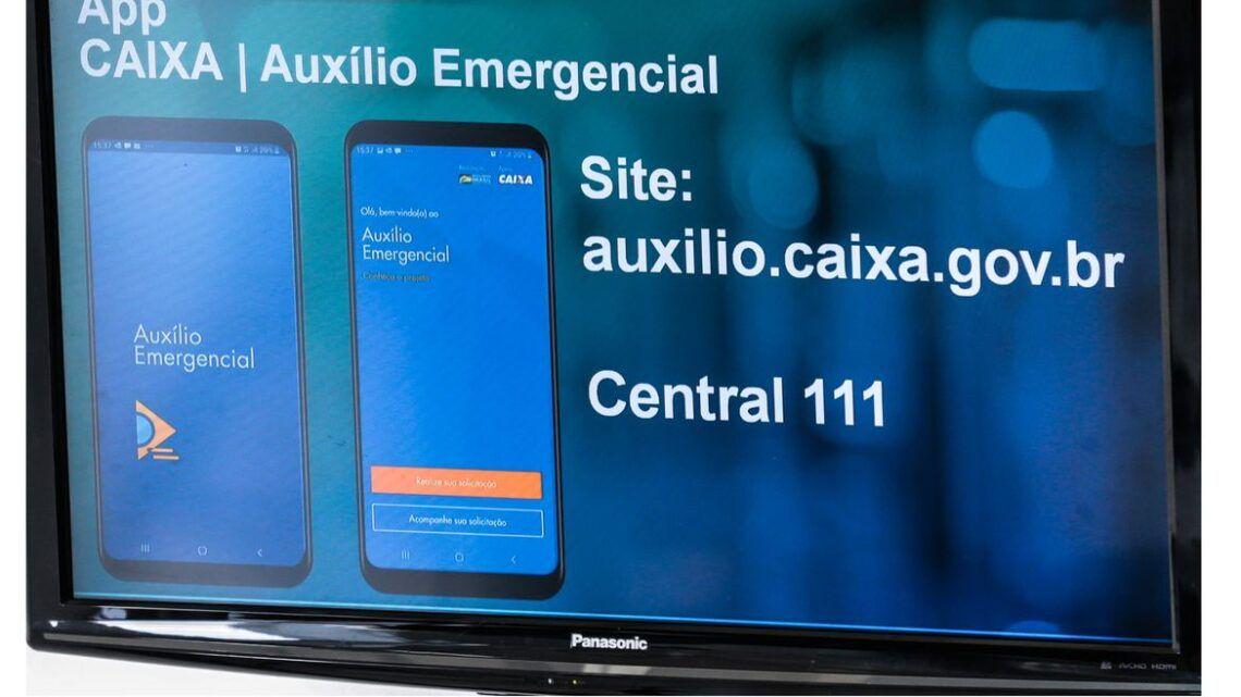 Auxílio emergencial pode durar mais que três meses
