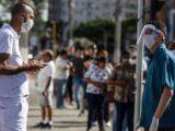 Brasil ultrapassa 100 mil casos de coronavírus e tem mais de 7 mil mortos