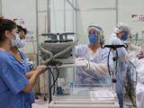 Dia Internacional da Enfermagem profissionais se arriscam no combate ao coronavírus