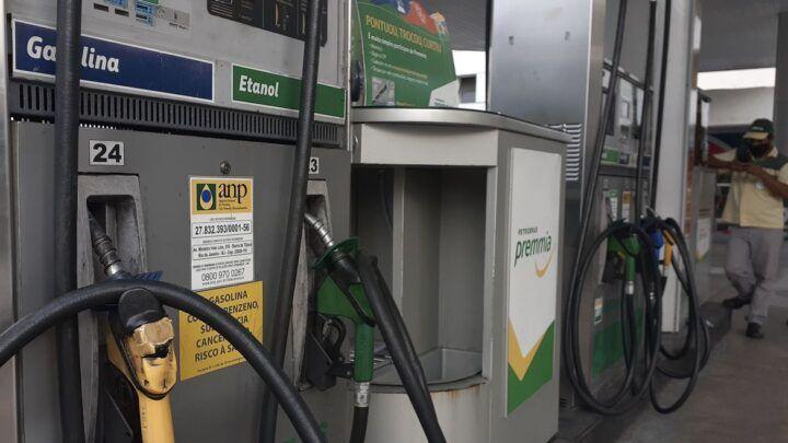 Gasolina vai subir 12% nas refinarias