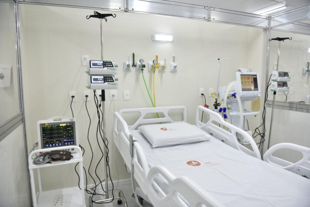 Governo e Liga abrem 34 leitos para tratar Covid-19 no RN