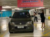Natal Shopping segue com drive thru em funcionamento