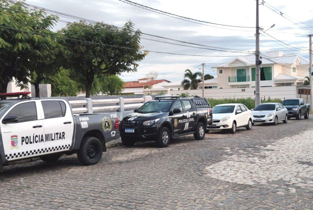 PF combate célula do PCC no Rio Grande do Norte