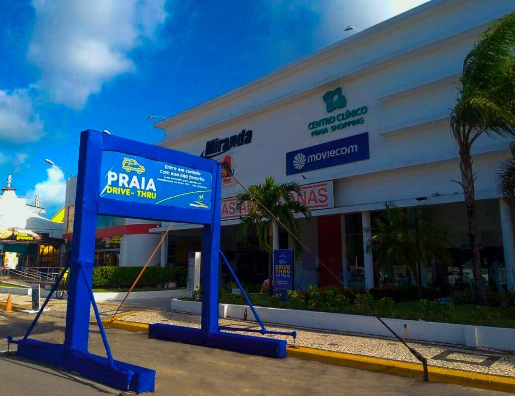 Praia Shopping lança link direto para compras online