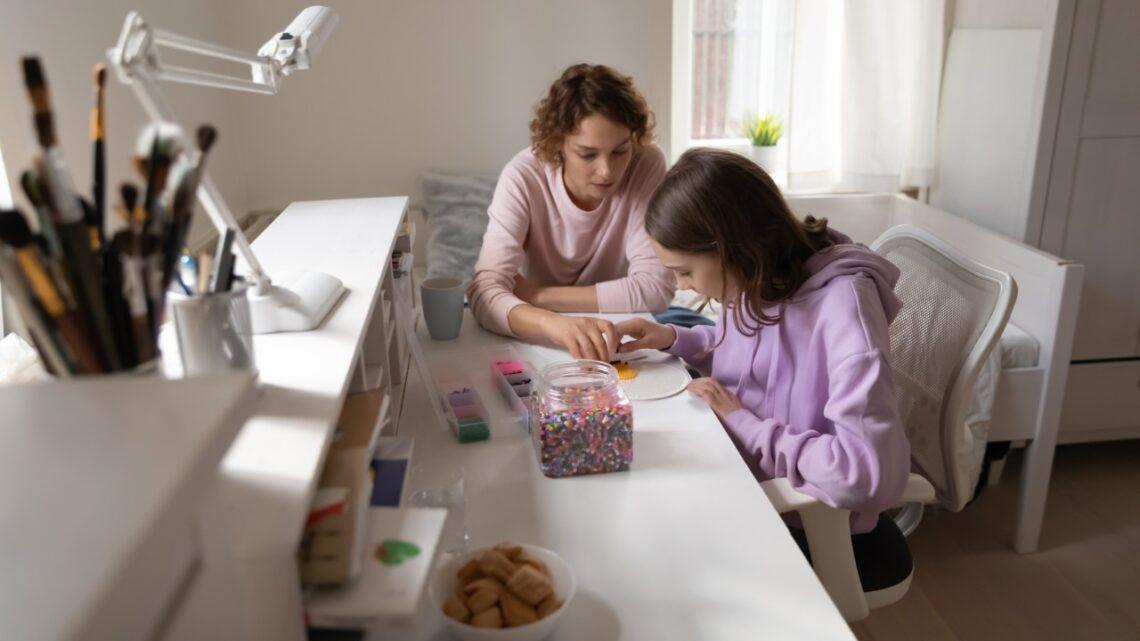 Instituto maternal: estudos dos filhos são sempre prioridade para as mães