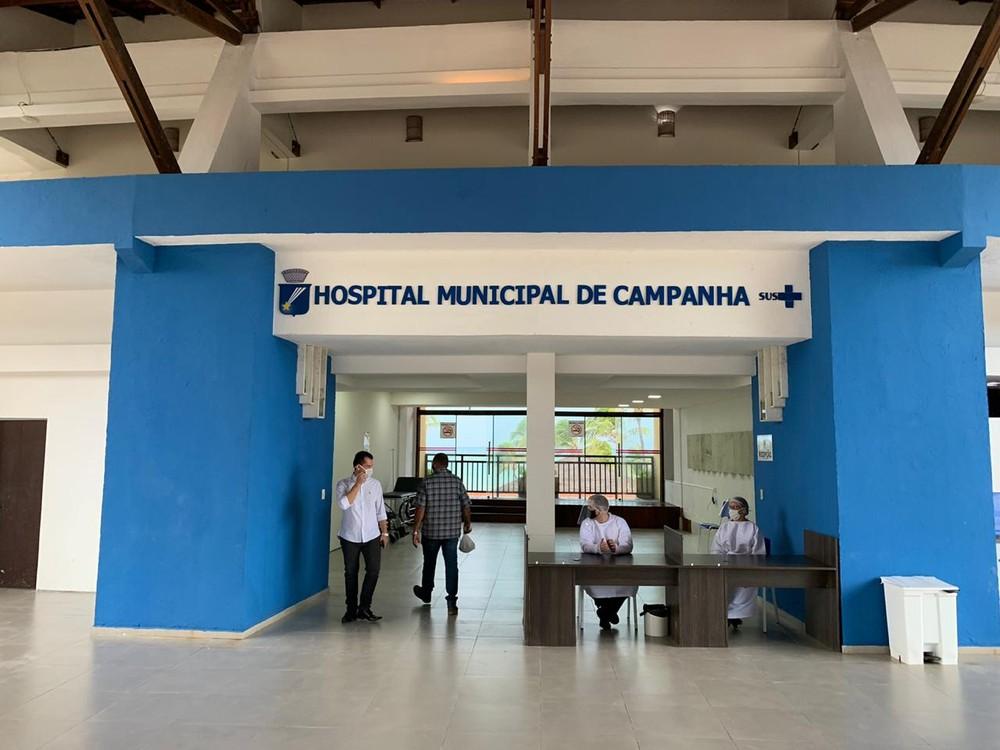Justiça determina que Natal contrate profissionais para Hospital de Campanha